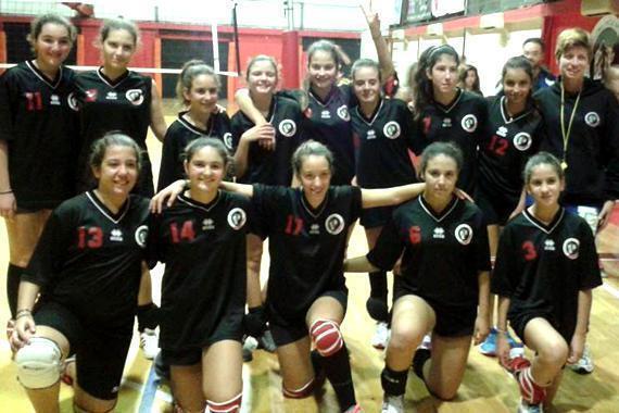 """Η ομάδα """"2"""" της Παναχαϊκής στο πρωτάθλημα Παγκορασίδων της ΕΣΠΕΠ (2014-15)..."""